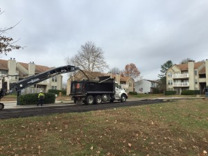 Elkridge Housing community Concrete Repairs