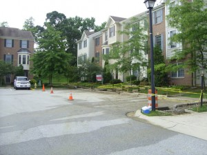 JMR Concrete Specialists, Maryland