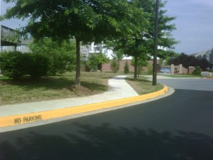 After-Construction Services for ADA ramps Maryland