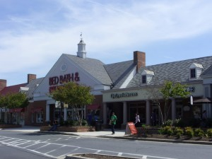 Gaithersburg Square Shopping Center Asphalt Repairs