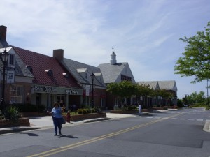 Gaithersburg Square Shopping Center Concrete Repairs
