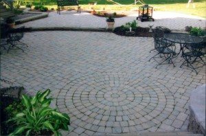 Concrete and Stone Patio Paver Services in Maryland