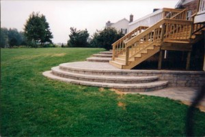 Stone Patio Paver Services in Maryland